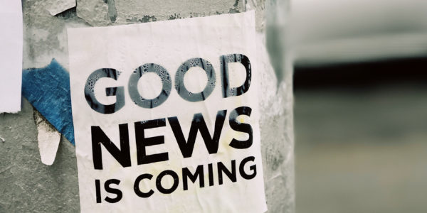 Good News Is Coming Edited