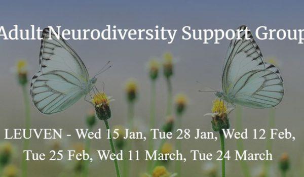 Adult Neurodiversity Group Jan March 2020