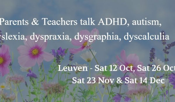 Image Session Parents Teachter On Autism Adhd And Learning Differences