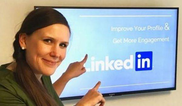 Jenny Linked In Workshop